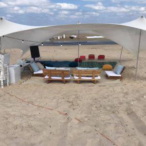 אוהל לייקרה 6X6