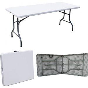 שולחן מתקפל להשכרה
