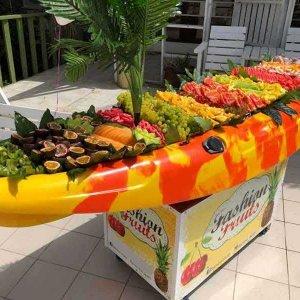 קיאק פירות מסוגנן
