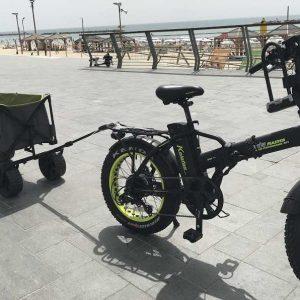 אופניים ועגלה השכרת ציוד לאירועים